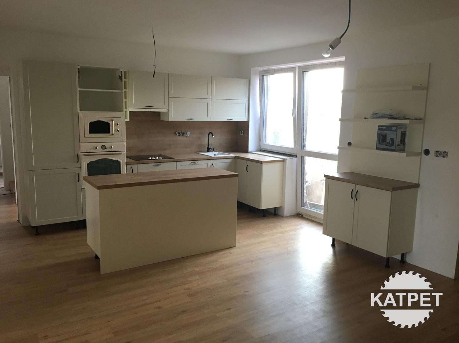 Kuchyň, RD Hrubčice