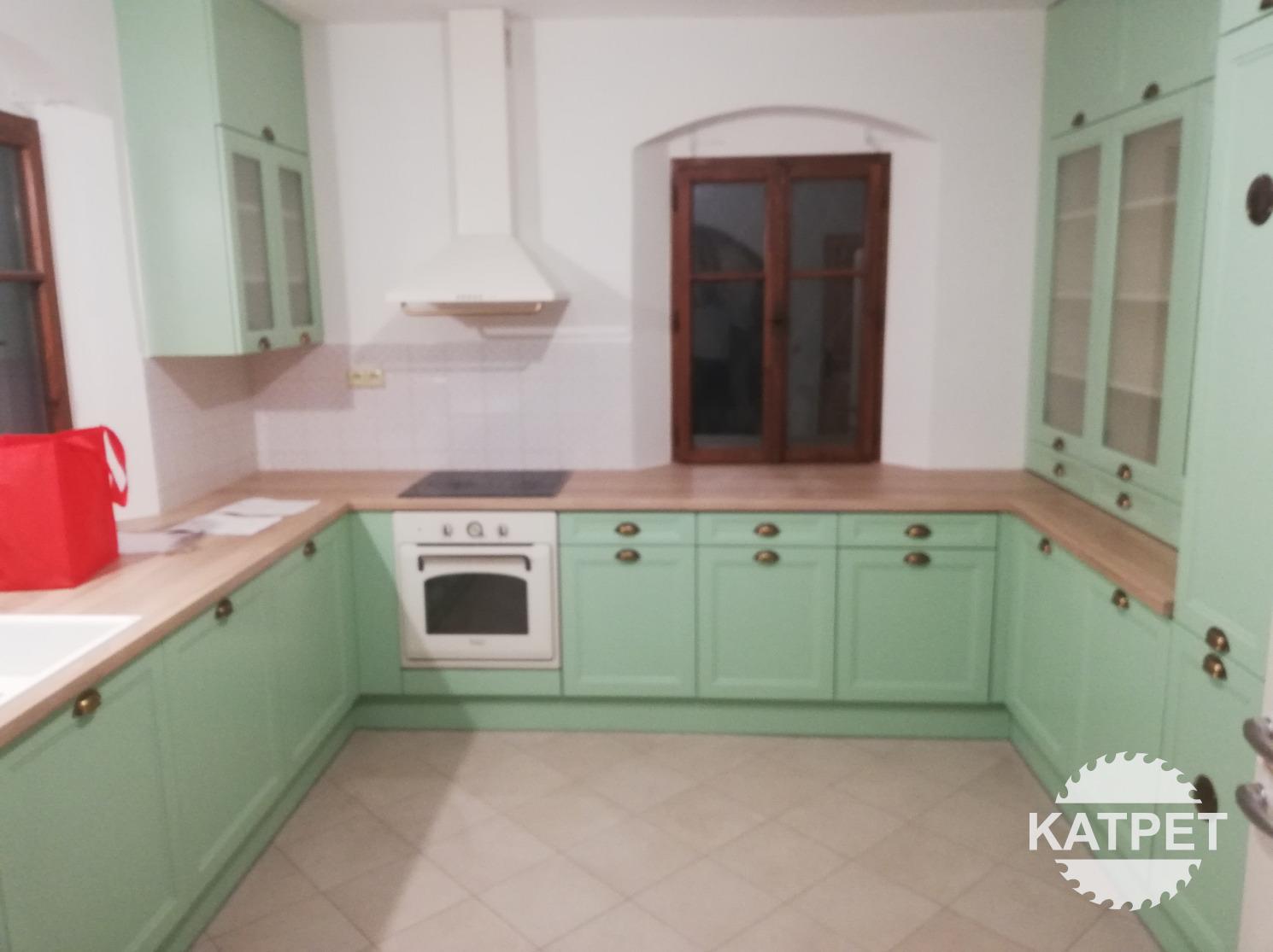 Kuchyň, RD Sovinec