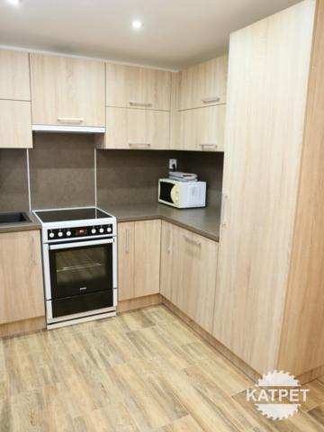 Kuchyňská linka, minimalismus