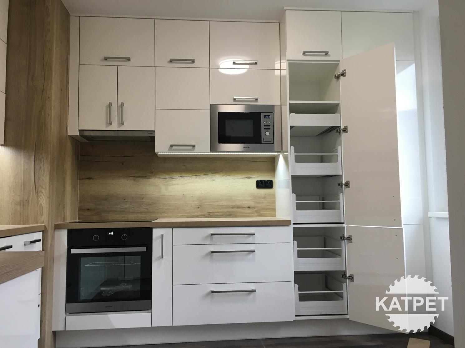 Kuchyňské linky Katpet