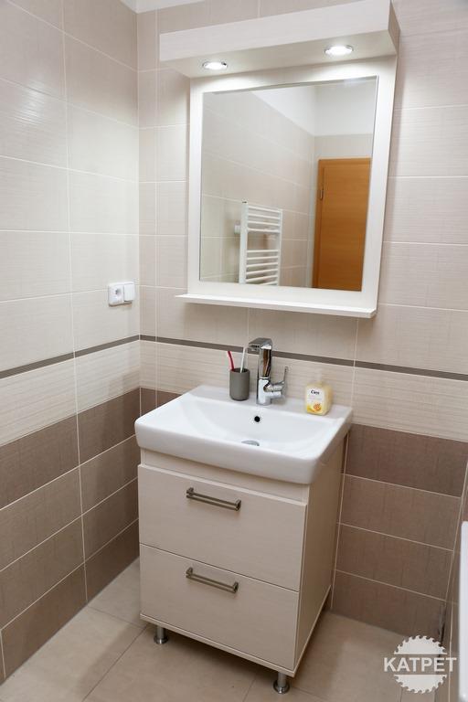 Koupelna RD Hrubčice