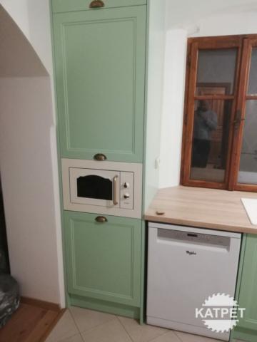 Zelená kuchyň
