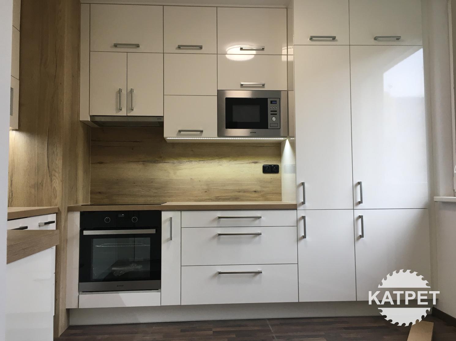 Kuchyň v bytovém domě, Neředín