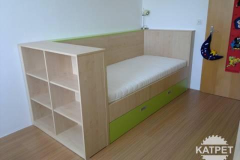 Postele pro děti na míru