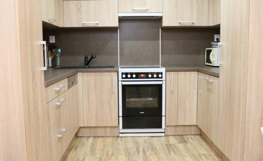 Linky a kuchyně