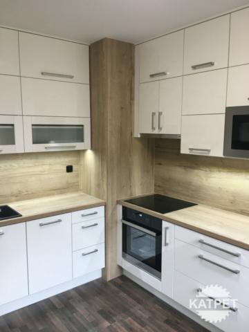 Kuchyňský úložný prostor