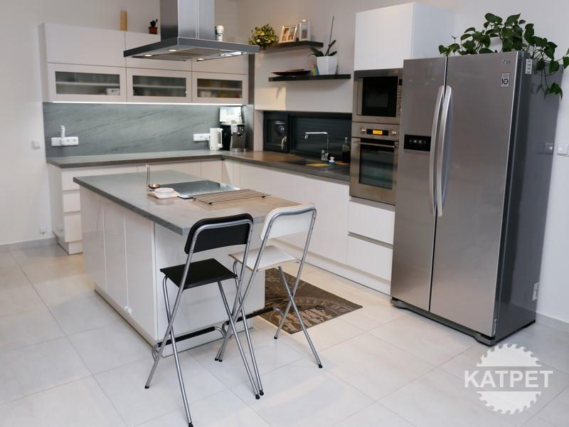 Kuchyně pro moderní domy