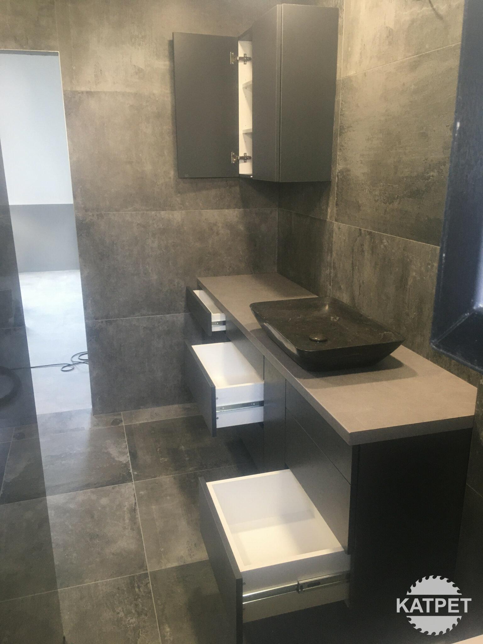 Koupelna, RD Velká Bystřice