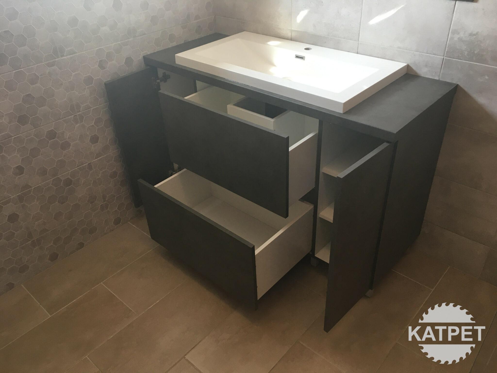 Koupelna, RD Hostkovice – Tršice