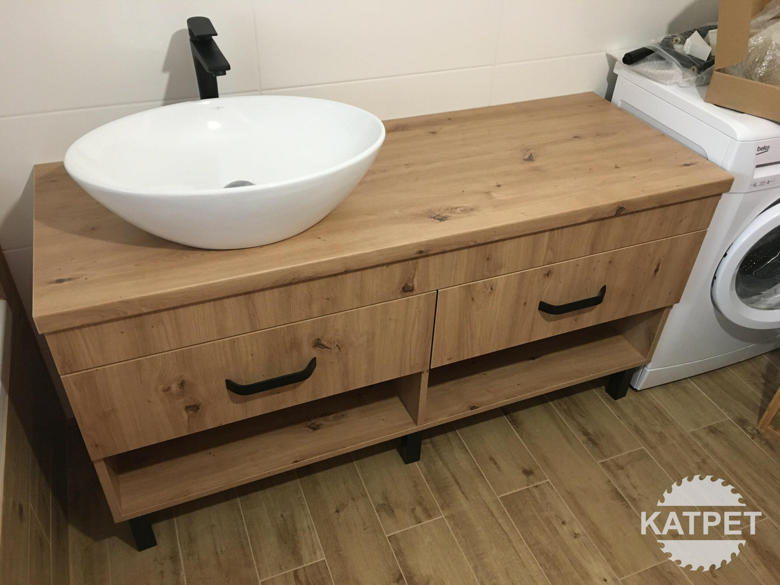 Koupelny ve skandinávském stylu