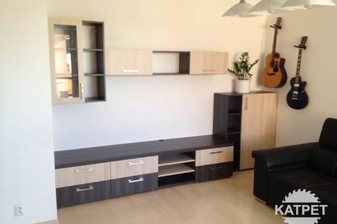 Obývák - stěna