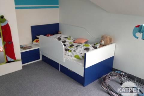 Dětské postele na míru