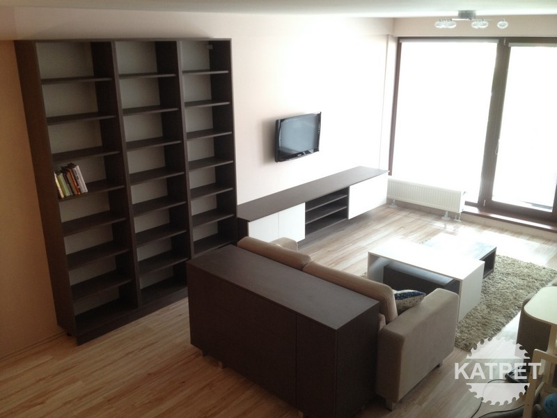 Vybavení moderního obýváku