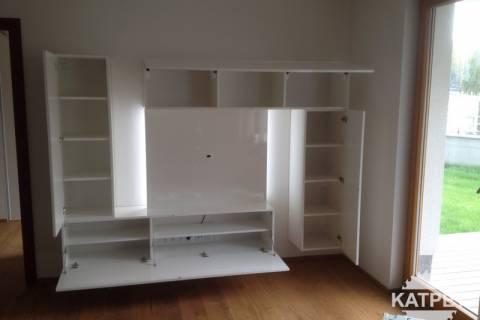 Obývák - úložný prostor