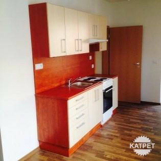 Apartmánová kuchyň