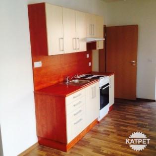 Vybavení nájemních bytů