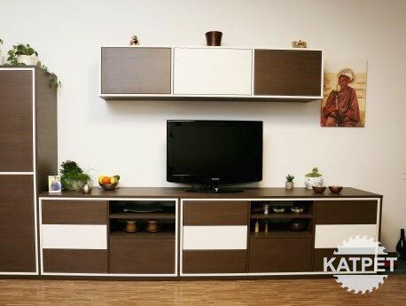 Televizní stěna na míru