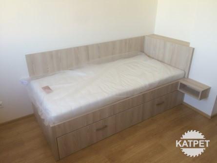 Rozkládací postel Katpet
