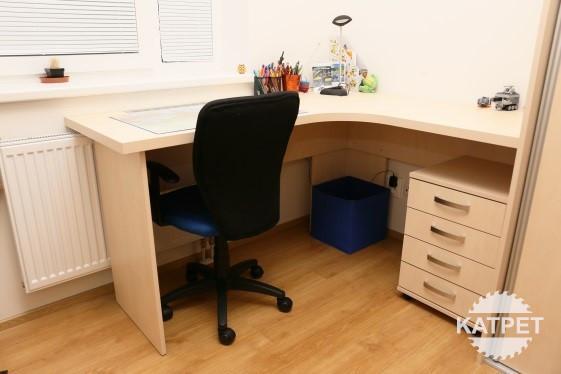 Pracovní stůl pro dítě