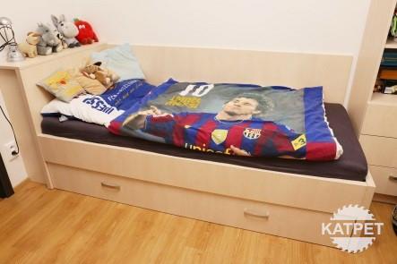 Postel do chlapeckého pokoje