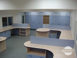 Úložné prostory pro kancelář