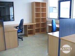 Kanceláře - výroba nábytku