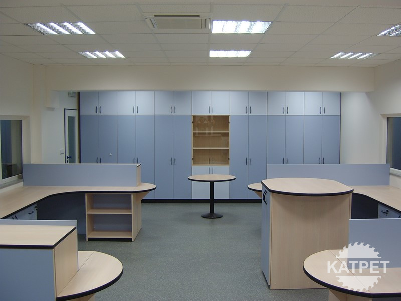 Úložné prostory - kanceláře
