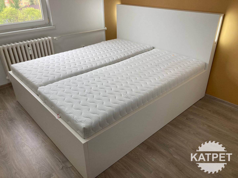 Manželská postel, Olomouc – Povel