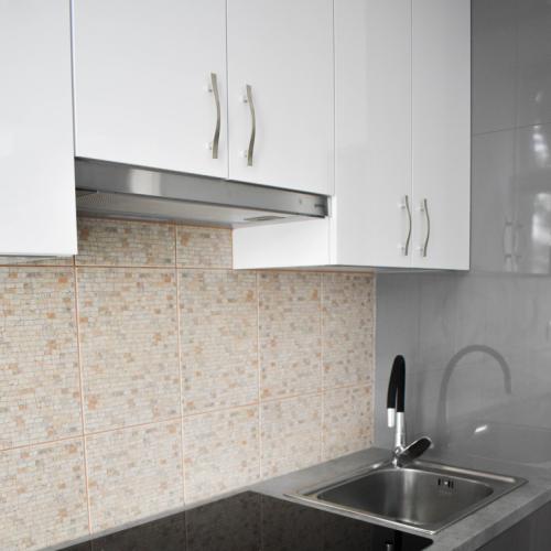 Vybavení bytu 1+kk – Olomouc, Krapkova