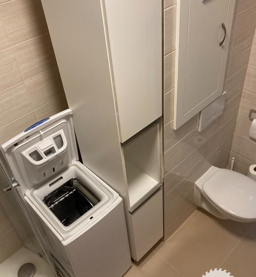 Povel - koupelnová skříňka